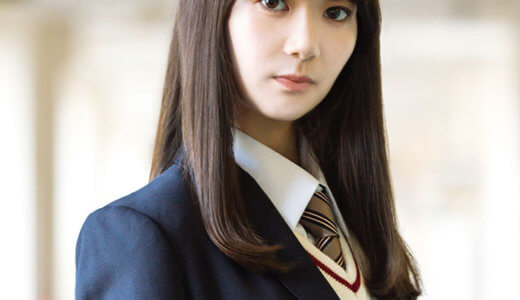 松平璃子が美人!年齢や身長は?オーディションでは58番だった?【欅坂46/2期生】