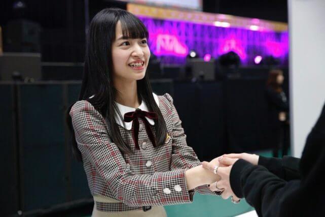 金川紗耶 かながわさや 乃木坂46 4期生
