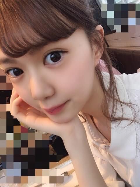 松平璃子 カラコン 欅坂46 2期生