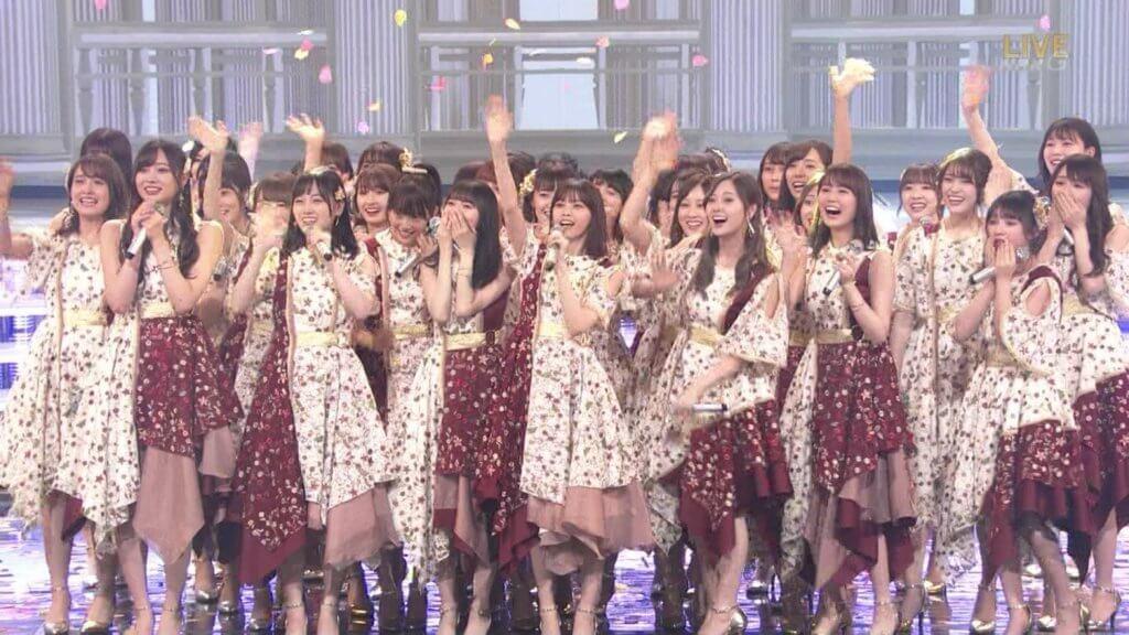 乃木坂46 紅白歌合戦 2018 バナナマン