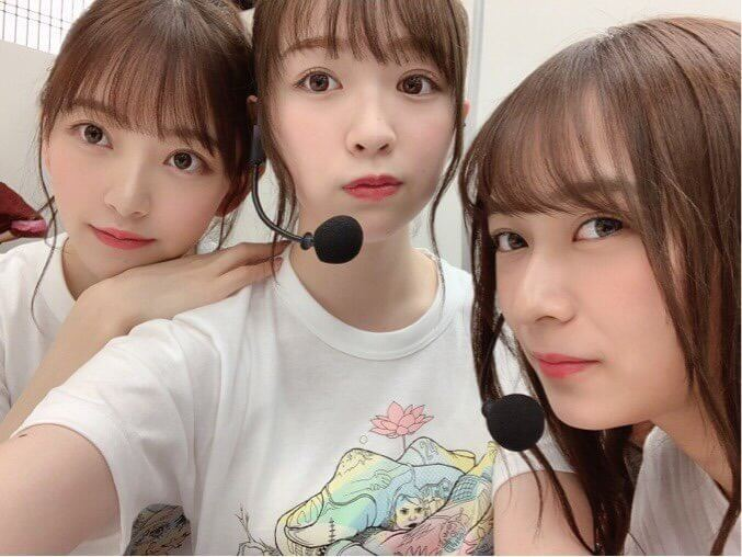プリン会(乃木坂46)のメンバー 堀未央奈 渡辺みり愛 鈴木絢音
