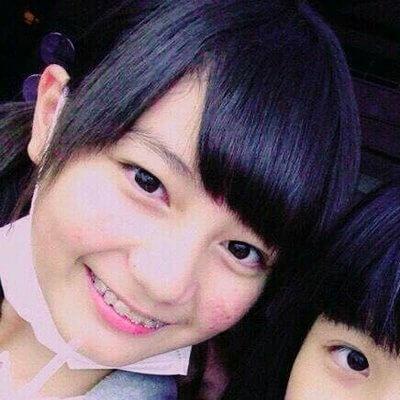 小坂菜緒のツイッターにあったけやき坂46加入前の写真
